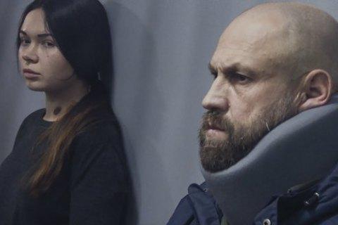 Суд продовжив арешт обвинувачених у смертельній ДТП у Харкові