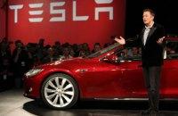 Акции Tesla подешевели на 6,49% после включения в индекс S&P 500