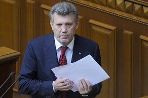 Кивалов увидел в действиях оппозиции стремление к расколу страны