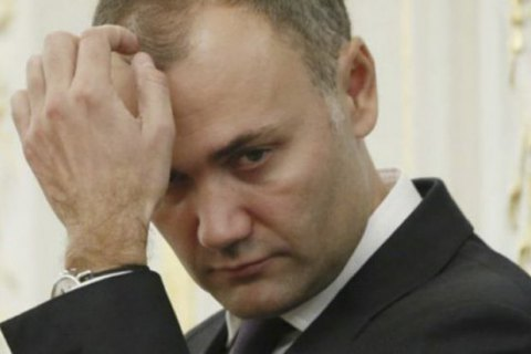 Колобов в конце августа прилетал в Украину