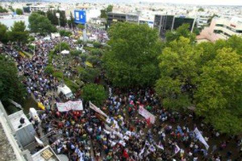 У Греції проходить загальний страйк