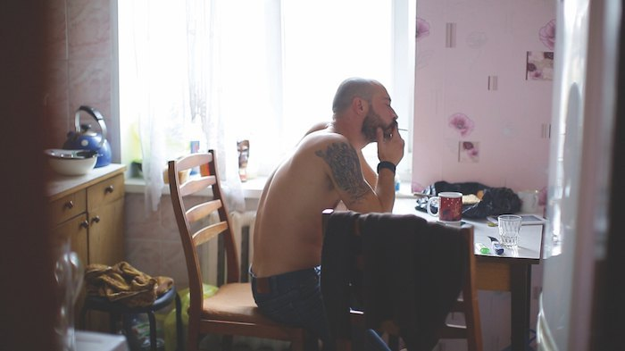 Кадр з фільму «Залізна сотня»