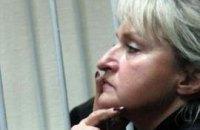 Ирина Луценко - Ющенко: я буду проклинать вас как ошибку