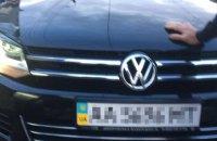 В Киеве водитель подрался с журналистом из-за замечания