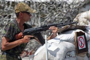 Бойовикам перекинули зброю і боєприпаси з Криму, - Тимчук
