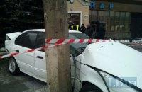 Автомобиль сбил насмерть пешехода на тротуаре возле Дарницкой ТЭЦ