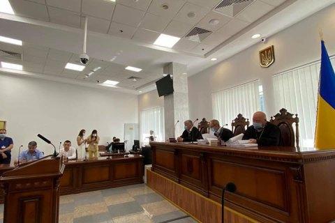 У Києві суддя Голуб скасувала арешти рахунків банку сина Януковича