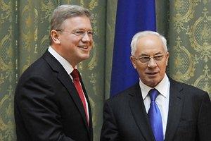 ЕС советует Украине поспешить с реформами