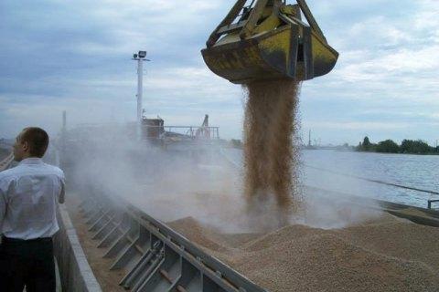 СБУ припинила незаконний вивіз пшениці на 13 млн гривень у Миколаївському морпорту