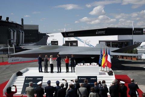 Німеччина, Франція та Іспанія запустили проект зі створення винищувача майбутнього