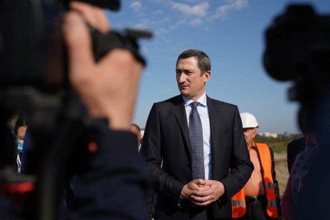 Міністр розвитку громад і територій Чернишов отримав позитивний тест на ковід