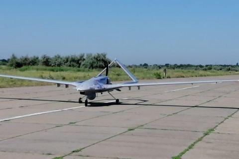 ВМС України отримали перший ударний безпілотник Bayraktar TB2