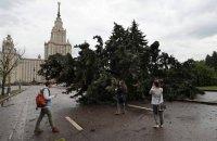 У числі загиблих через ураган у Москві й області виявився українець