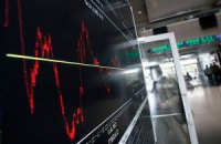 Фондовий ринок обвалився через бої на вулицях Києва