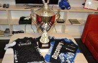 Украинский велосипедист продаст Кубок мира ради армии