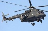 Російський вертоліт порушив повітряний простір України в Херсонській області