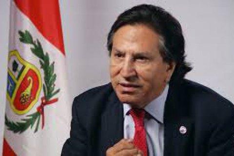 У Каліфорнії затримали п'яного екс-президента Перу