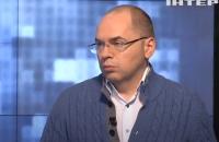 Степанов: перша партія вакцини очікується в Україні 16-17 лютого