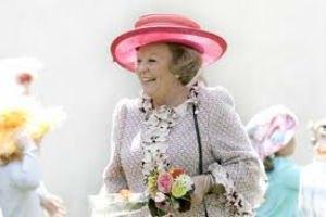 Королева Нидерландов ищет резиденцию в Харькове на время Евро-2012