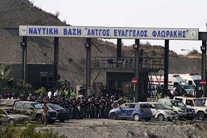 Военное начальство Кипра ушло в отставку из-за взрывов боеприпасов