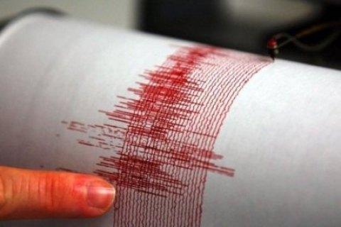 Землетрус стався в Киргизстані