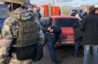 Банду рэкетиров задержали в Кировоградской области