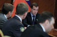 Медведев разрешил увольнять хронически больных чиновников