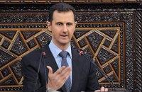 Асад дал интервью белорусскому телеканалу
