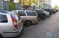 За год в Украине зарегистрировали 408 тыс. импортных б/у авто и только 88,5 тыс. новых