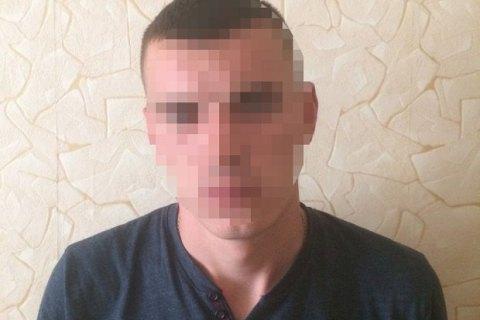 У Дніпропетровській області чоловік намагався підпалити поліцейський автомобіль