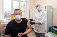 """Мэр Днепра вакцинировался от ковида, раскритиковав прививание """"публичных персон"""""""