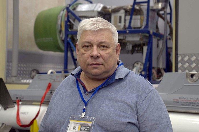 Директор компанії 'Радіонікс' Станіслав Зав'ялов