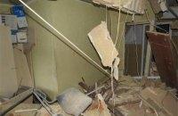 """В Сумах взорвали офис """"Батькивщины"""""""