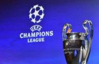 Плей-офф Лиги чемпионов нашел ровно половину своих участников