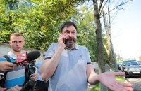 Вышинский просит суд вернуть ему загранпаспорт
