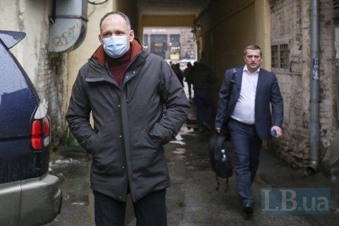 ВАКС не избрал меру пресечения заместителю главы ОПУ Татарову