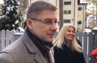 Мэра Риги отправили в отставку из-за коррупционного скандала
