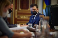 """Рада з питань свободи слова рекомендує Зеленському припинити присвоєння звань """"Заслужений журналіст"""""""