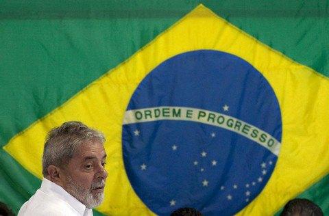 В Бразилии задержан бывший президент Лула да Силва