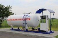 Цена газа на заправках превысила 16 гривен