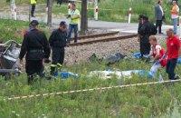 Водій мікроавтобуса, що зіткнувся з поїздом у Польщі, був напідпитку