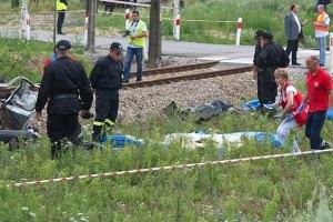 МНС України підтвердило загибель 9 українців у результаті ДТП у Польщі