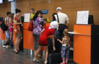 Донецкий аэропорт за год увеличил пассажиропоток почти на 9%