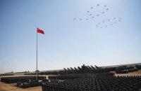 Китай утвердил рекордный военный бюджет на 2018 год