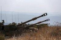 """Израиль нанес удары по территории Ливана после обстрелов """"Хизболлы"""""""