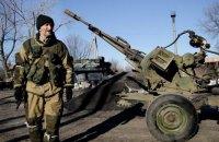 Окупанти на Донбасі обстріляли українські позиції з мінометів та гранатометів