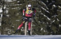 Братской дуэлью закончился спринт на этапе Кубка мира по биатлону в Рупольдинге