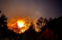 МЗС закликало українців утриматися від поїздок в охоплені пожежами регіони Туреччини
