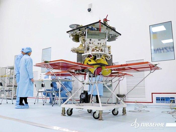 Супутник «Січ 2-30 (2-1)»