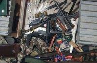 В Харькове задержали двух пограничников с оружием  из зоны АТО